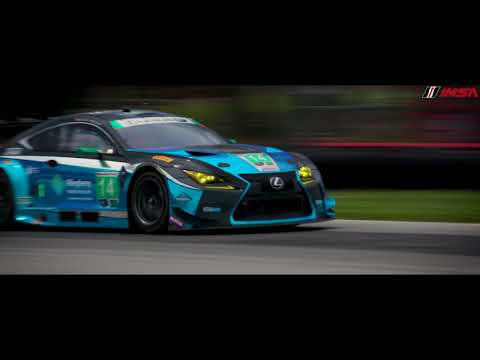 Sights and Sounds: 2018 Acura Sports Car Challenge at Mid-Ohio Sports Car Course