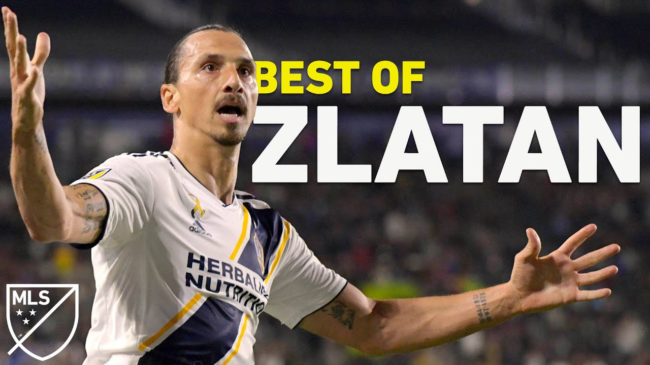 """""""You Wanted Zlatan, I Gave You Zlatan""""   Unforgettable MLS Moments"""