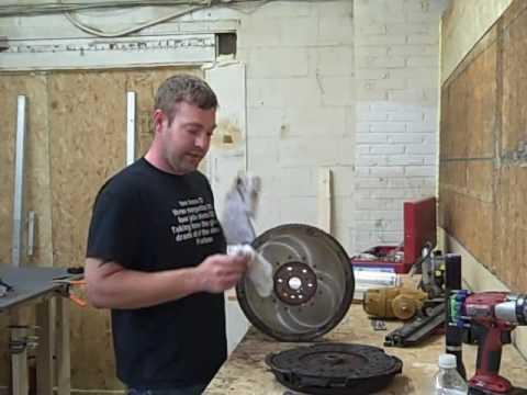 Dual Mass Flywheel Conversion (PART 2)