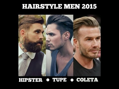 Best HairStyle Men 2017-2018● Tupe    Hipster    Coleta    Feel Your Hair