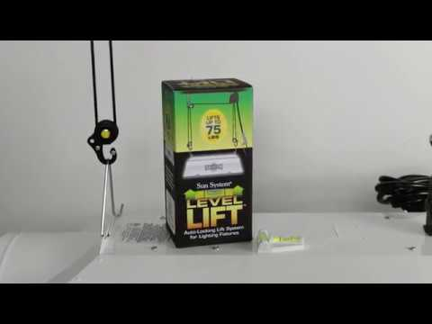 Level Lift™ Auto-Locking Lift System