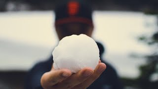 THE IMPOSSIBLE PERFECT SNOWBALL CHALLENGE!