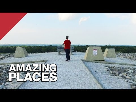 A Nuclear Waste Dump You Can Walk On: Weldon Spring, Missouri