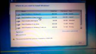 How To Install Windows 7 Or Formatting The Pc From Cd Rom Or Pen Driv