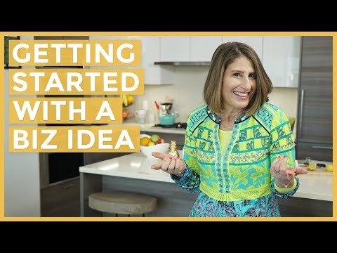 Getting Started with a New Business Idea 2018
