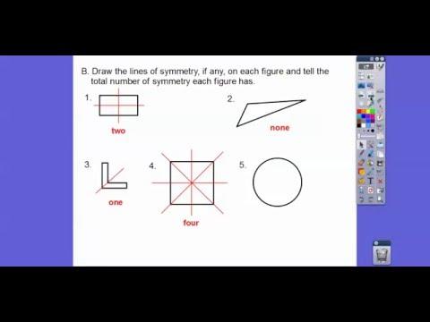 Investigating Symmetry -Module 17.4