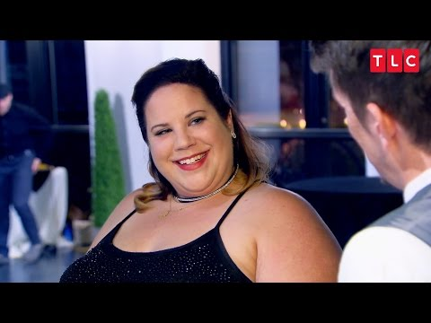 Will Sparks Fly When Whitney Meets Her Online Date? | My Big Fat Fabulous Life