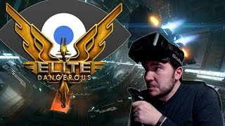 Oculus Rift Dk2: Elite Dangerous - Most Incredible Oculus Experience Yet!