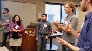 Modeling-Based (Flipped) Professional Development at Rutgers University - Dr. Lodge McCammon