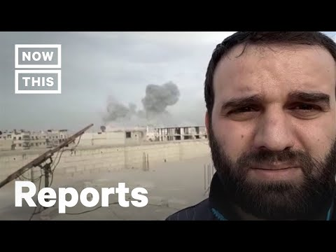 Life Under Siege: Inside the Syrian Civil War | Through Our Eyes | NowThis