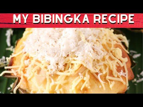 My Bibingka Recipe