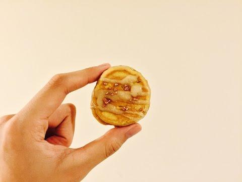 Pumpkin Spice Pancake Cookies