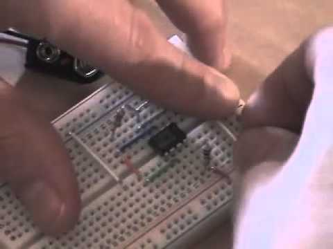 How to Build a Hulda Clark Zapper on a Breadboard
