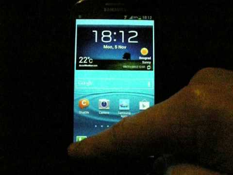 Samsung Galaxy S3 LTE (GT-I9305) Unlock with GSMLiberty.net Service