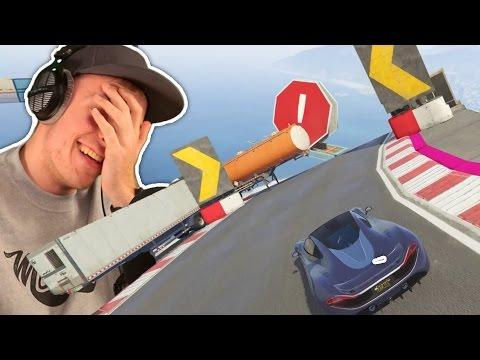 DE ULTIEME TROLL RACE! - GTA Online: Races