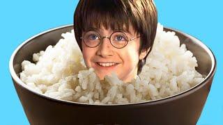 Harry Potter Je Ryż