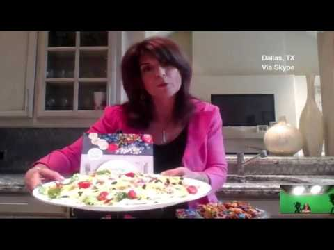 Colores Latinos TV: Eating Well During Cancer with Holly Clegg