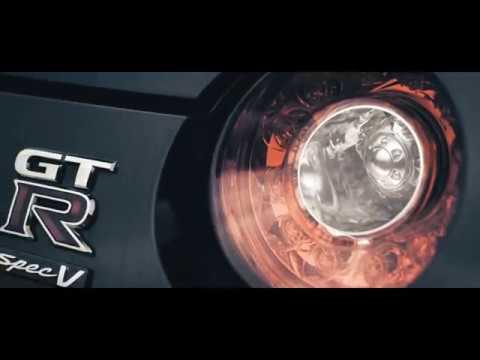Nissan GTR SpecV | Panasonic GH5 | 4K