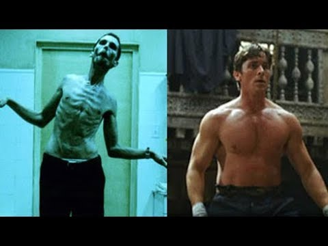 How Actors Get RIPPED For Movies