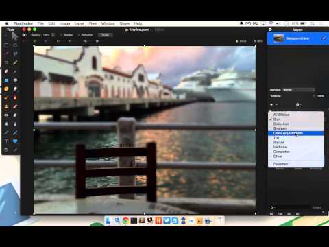 Introduction to Pixelmator for Mac and iPad, Part 2
