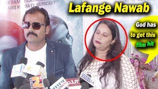 Poster launch of #Lafange Nawab with cast and crew || Latest Bollywood on Bollywood Hungama