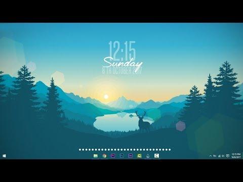 Firewatch Desktop - Make Windows Look Better