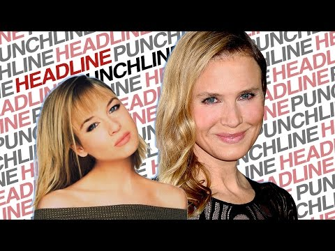 Renee Zellweger's New Face | DAILY REHASH | Ora TV