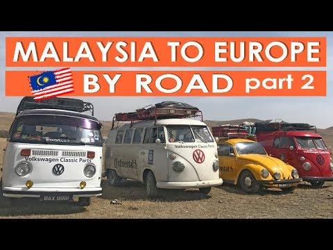 S2 EP6 | Live2Drive Story Part 2 | Malaysia to Finland Overland