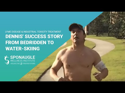 Lyme Disease & Industrial Toxicity Treatment - Dennis' Success Story from Bedridden to Water-Skiing