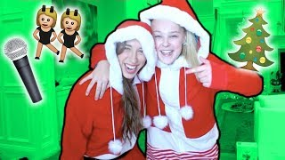 MOST EPIC HOLIDAY DANCE BATTLE!!! ~ With Rachel Ballinger!