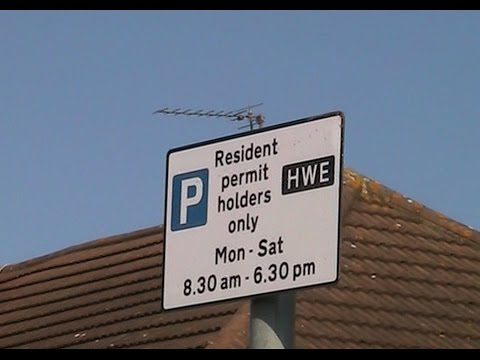 The Impact of Controlled Parking - Harold Wood