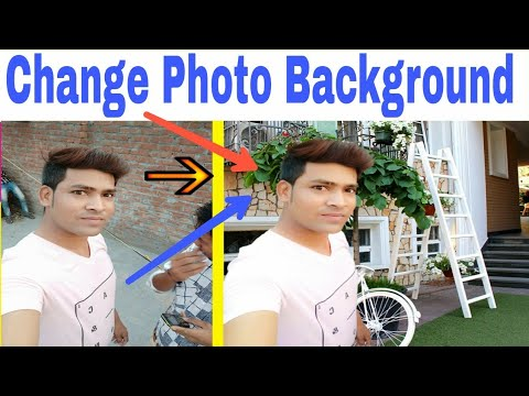 How to change photo background in mobile || mobile se photo background kaise change kare || picsart