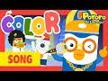 Pororo Color Song Rap Chant Lets Learn Colors With MC Pororo Kids Pop Nursery Rhymes