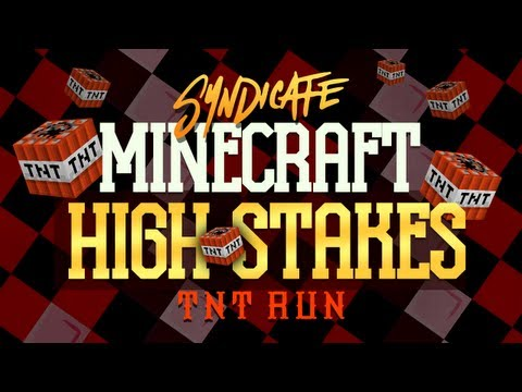 Minecraft High Stakes - TNT RUN - Ultimate Concentration!