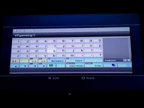 PS3 how to change your gamer tag and your profile picture
