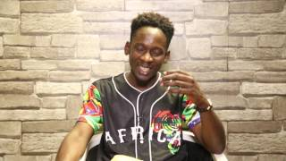 Mr Eazi Paid 10,000 Pounds,First Show In Uk & Lauryn Hill Calls Him On The Phone(Interview)
