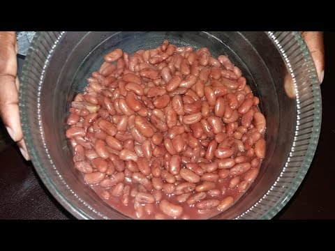 How to Select and Cook Your Red Kidney Beans