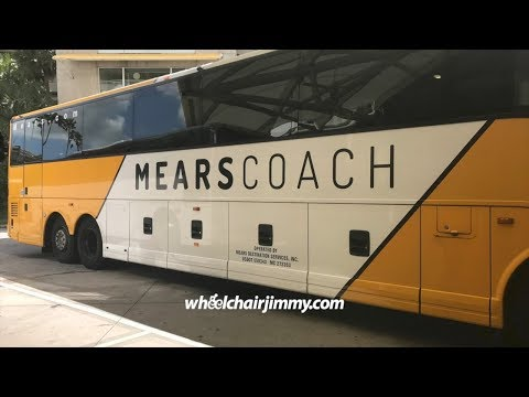 Mears Transportation Orlando - Wheelchair Accessibility Review