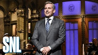 Download Steve Carell Returns to SNL Monologue - SNL Video
