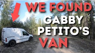 Is this Gabby Petito's Van caught on Youtuber's Camera? READ DESCRIPTION