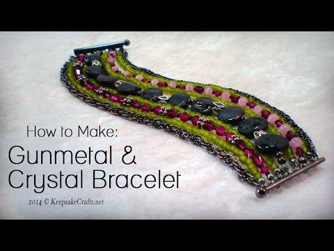 How To Make a Multi-strand Bracelet