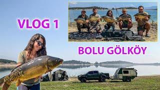 Urfa/Adıyaman-Atatürk Barajı Yol Hikayesi 1.gün