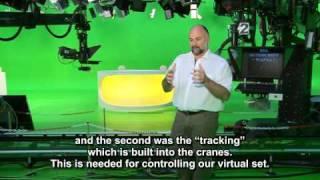 Technodolly Camera Robotics At Cbc (rtl Television) Köln - English Subtitles