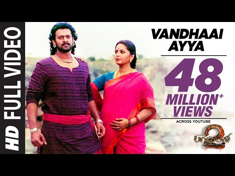 Xxx Mp4 Vandhaai Ayya Full Video Song Baahubali 2 Prabhas Anushka Shetty Rana Tamannaah SS Rajamouli 3gp Sex