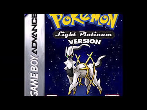 Pokemon Light Platinum cheats GBA (Master ball, Rare Candy, Walk through walls)