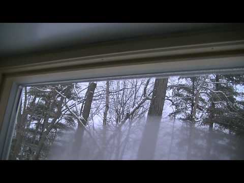 Window Insulation and Condensation
