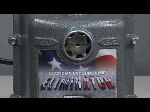 JB Industries Eliminator Deep Vacuum Pump Training Video