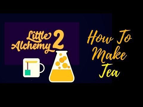 Little Alchemy 2-How To Make Tea Cheats & Hints