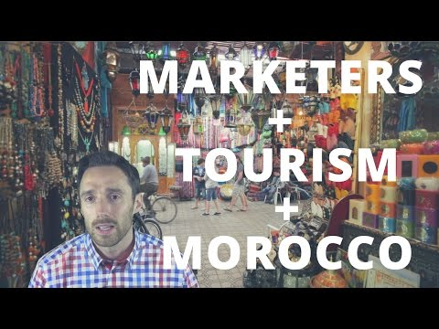 How Moroccan marketers can benefit from tourism
