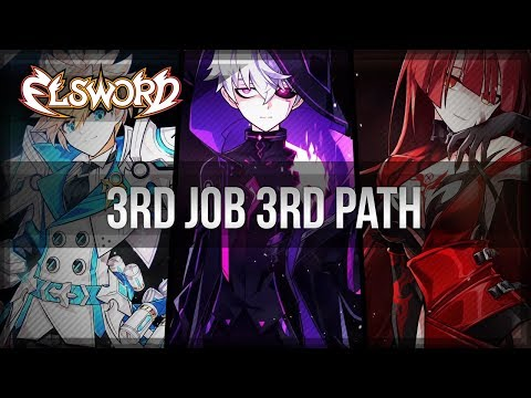 Elsword Official - 3rd Job 3rd Path Highlight Trailer